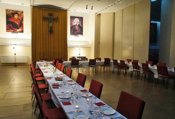 Newman room dinner