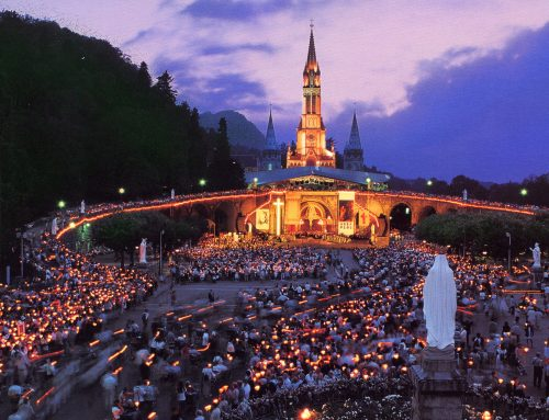 Oxford and Cambridge University Chaplaincies Lourdes Pilgrimage: 22 to 29 July 2017