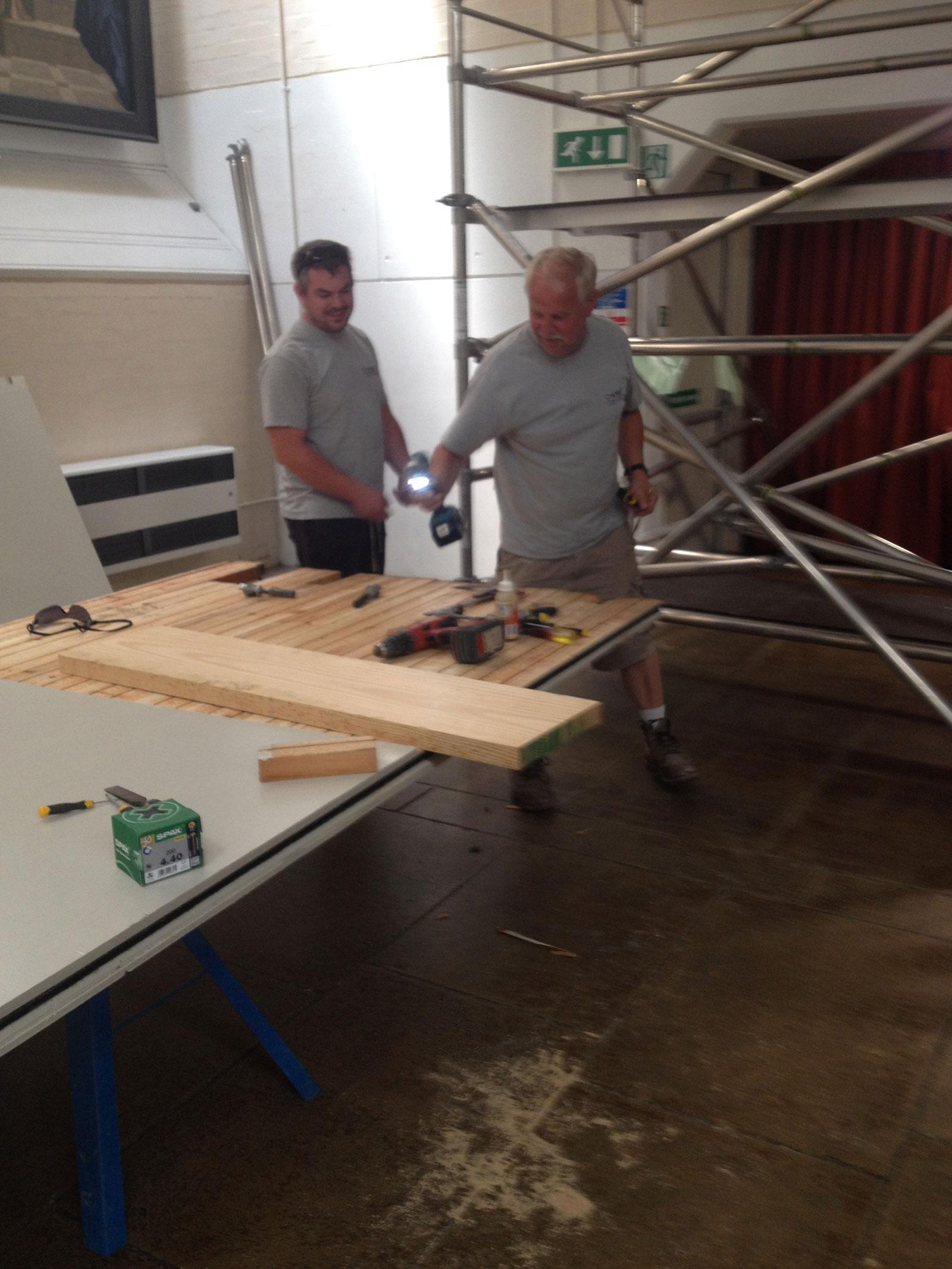 Acoustic Door Repairs