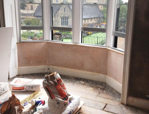 Bay Window Renovation