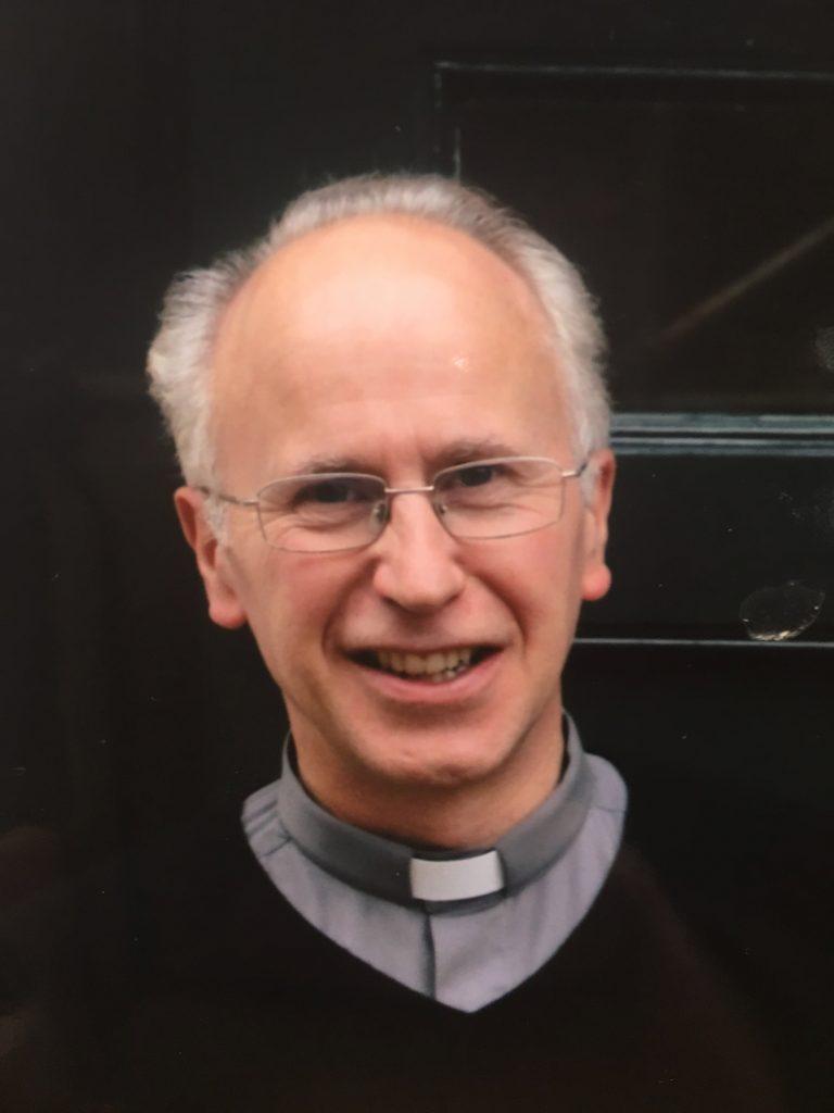 Fr Matthew Power SJ