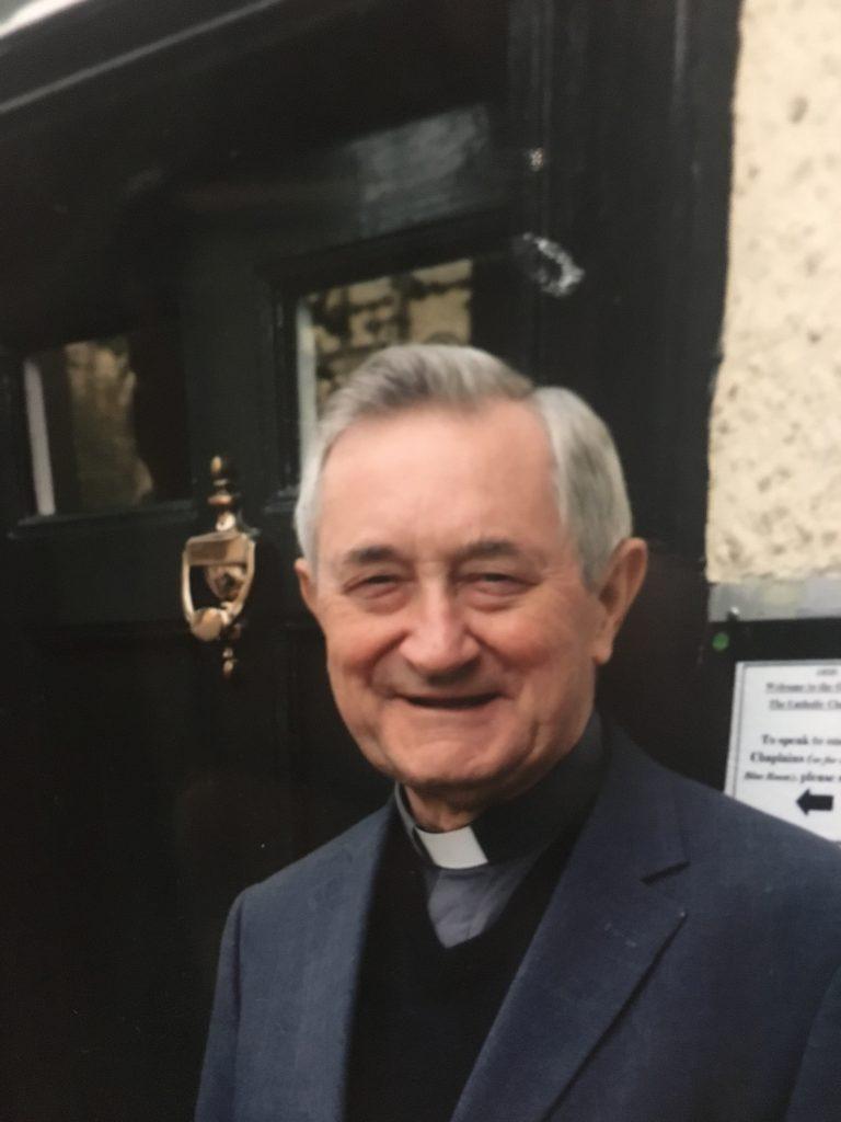 Fr Ian Tomlinson SJ