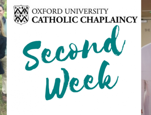 Second Week of Trinity Term 2018