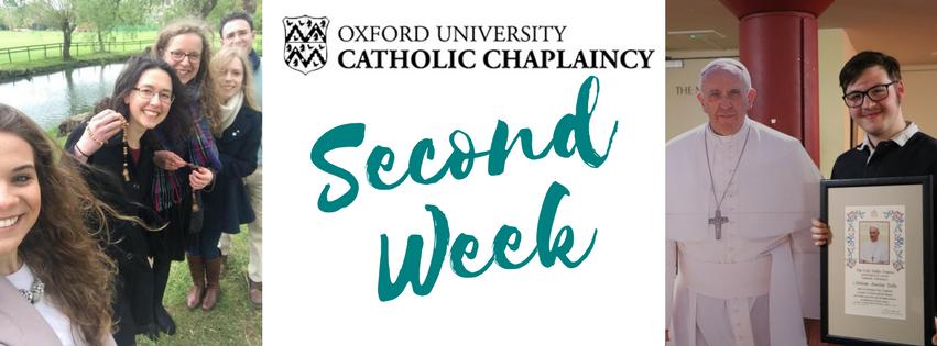 Second Week of Trinity Term 2018