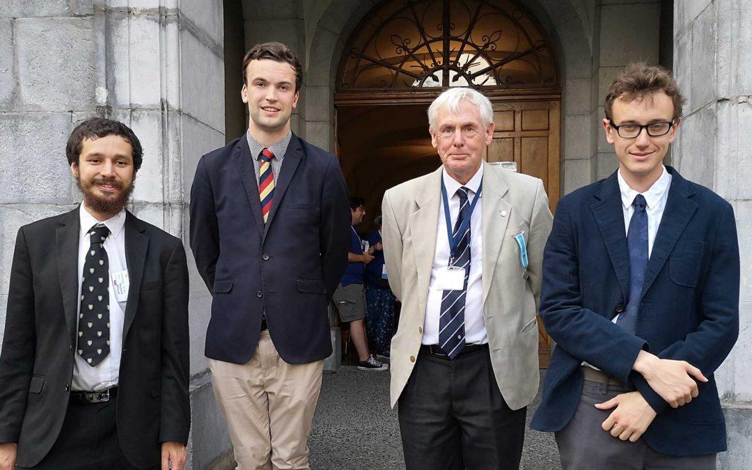 The Annual Oxford-Cambridge Lourdes pilgrimage