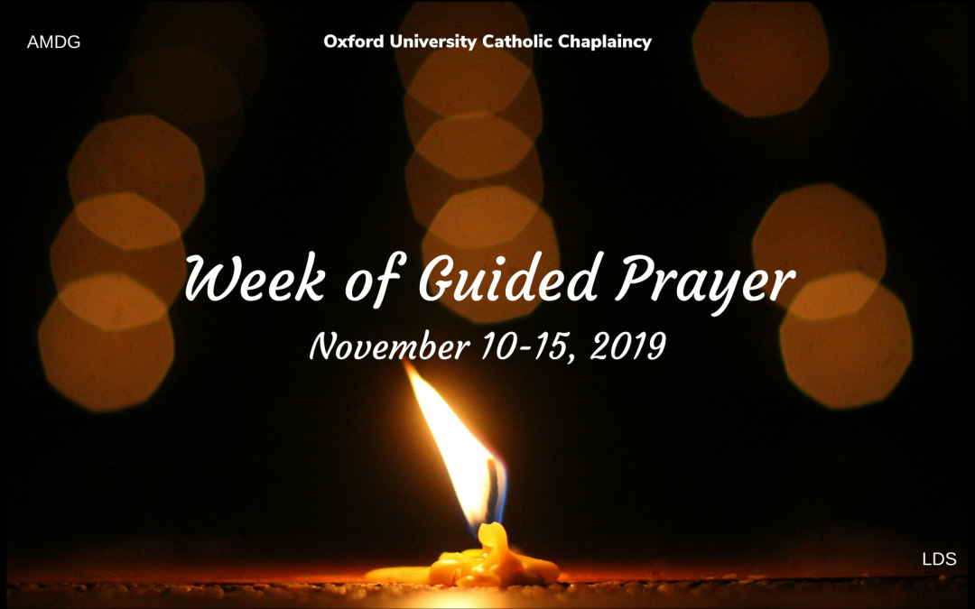 Week of Guided Prayer