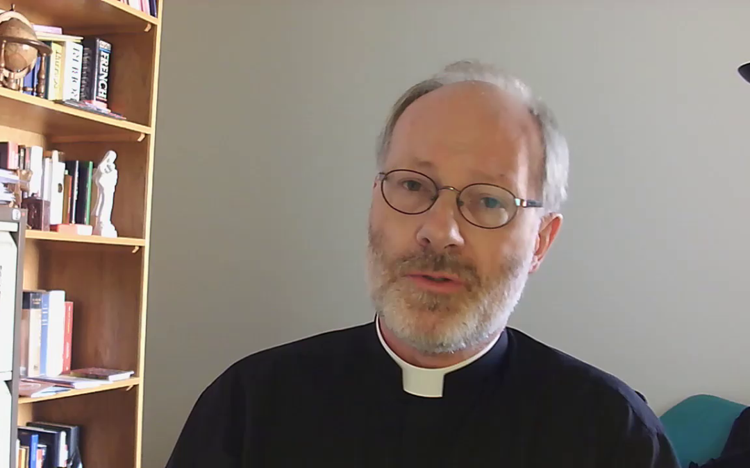 Homily by Fr Damian Howard SJ, on the 7th Sunday of Easter 2020