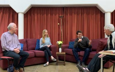 Lockdown – Online at the Chaplaincy!
